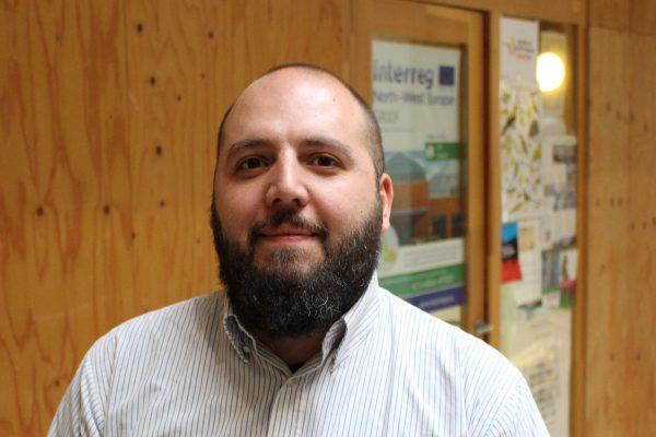 Felipe Parada, PhD candidate