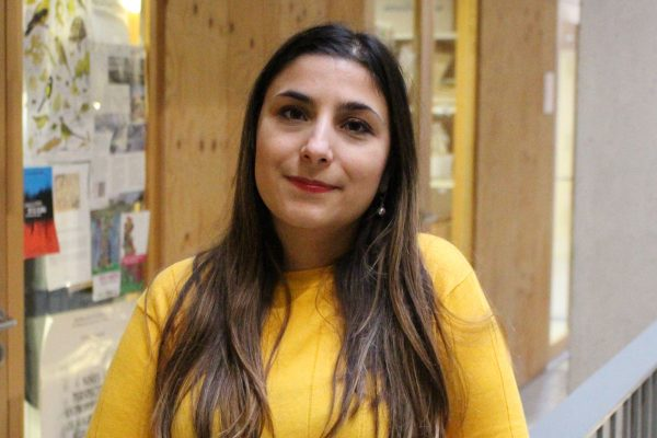 Alexandra Peña, PhD candidate