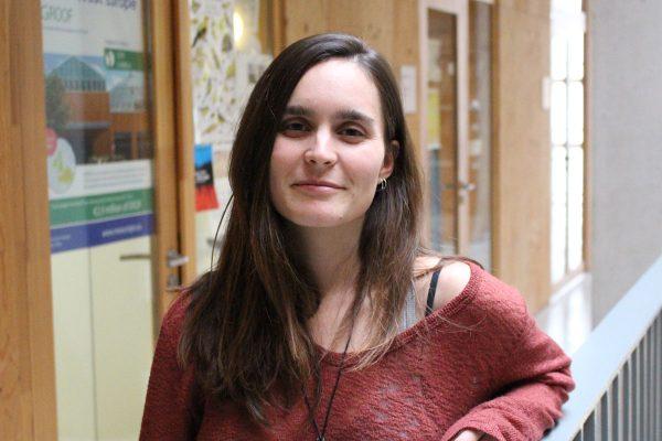 Veronica Arcas Pilz, PhD candidate